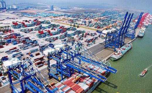 广州港集团集装箱海铁联运规模效应初现