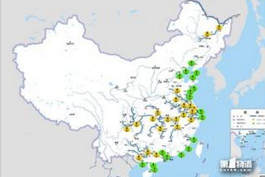该中心近日与东,南海航海保障中心共同完成了《中国沿海港口航道图