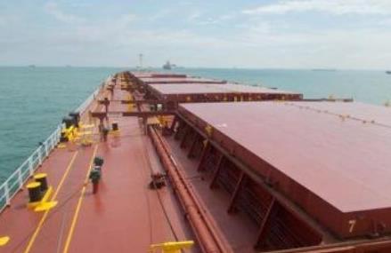 5.3万吨散货船价格_长锦商船收一艘好望角型散货船-航运界