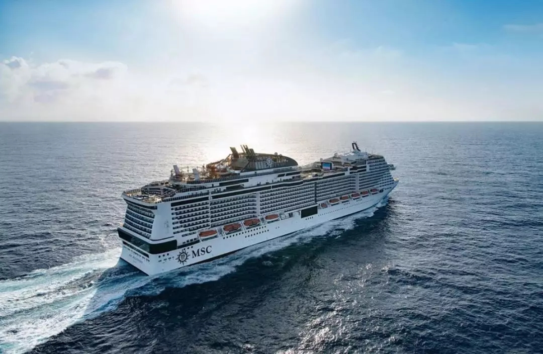 MSC地中海邮轮2019年净利润增长16%至4.05亿欧元