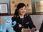 顾文婕:海事红女郎,2010年微笑迎世博