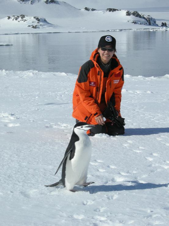 每周航运之星:谢洁瑛,穿越过南北极的航海女教师